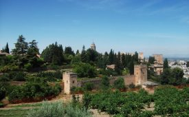 La Alhambra in Granada