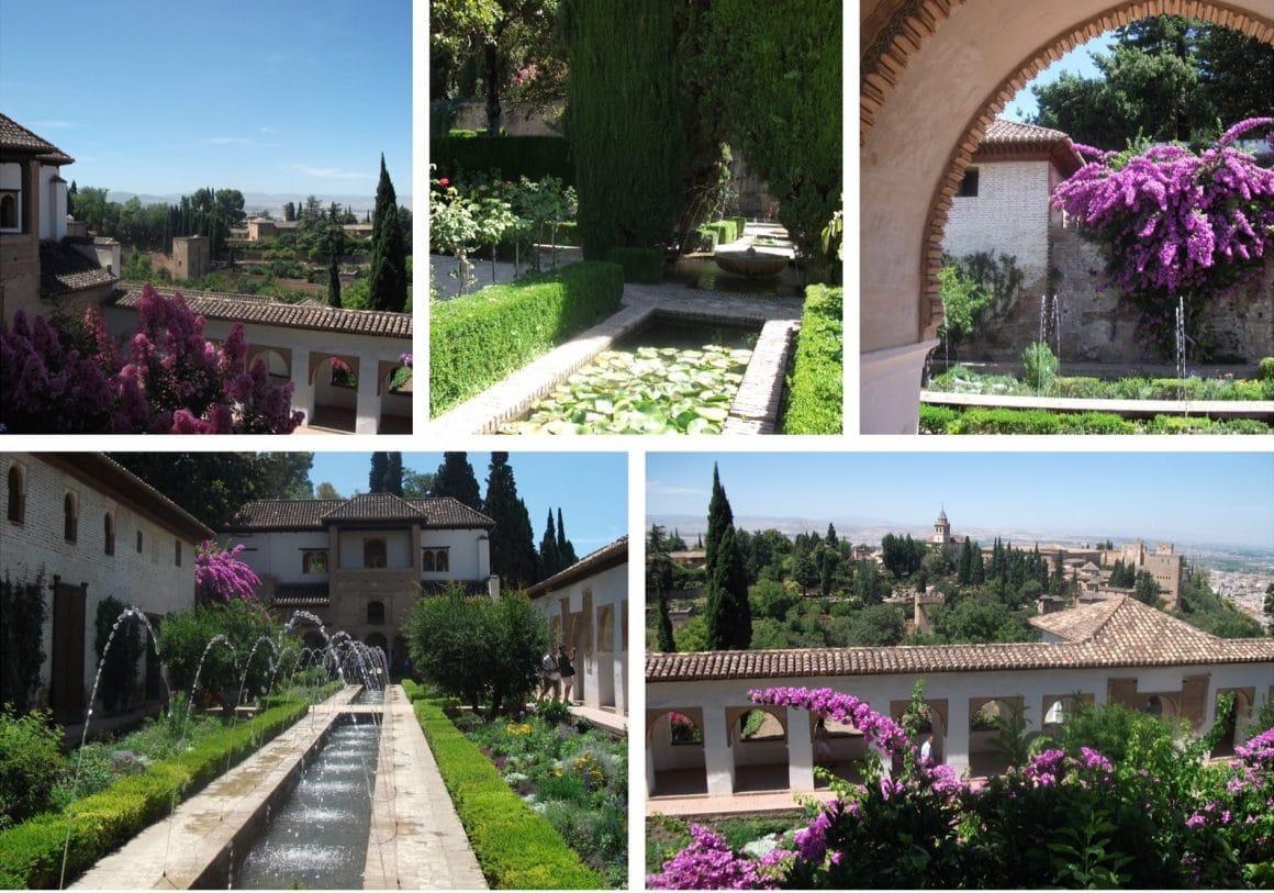 generalife Alhambra