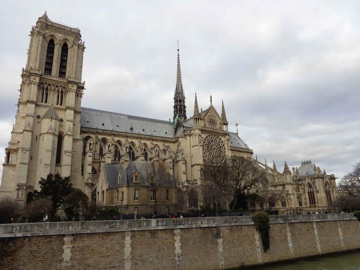 Parijs Notre dame