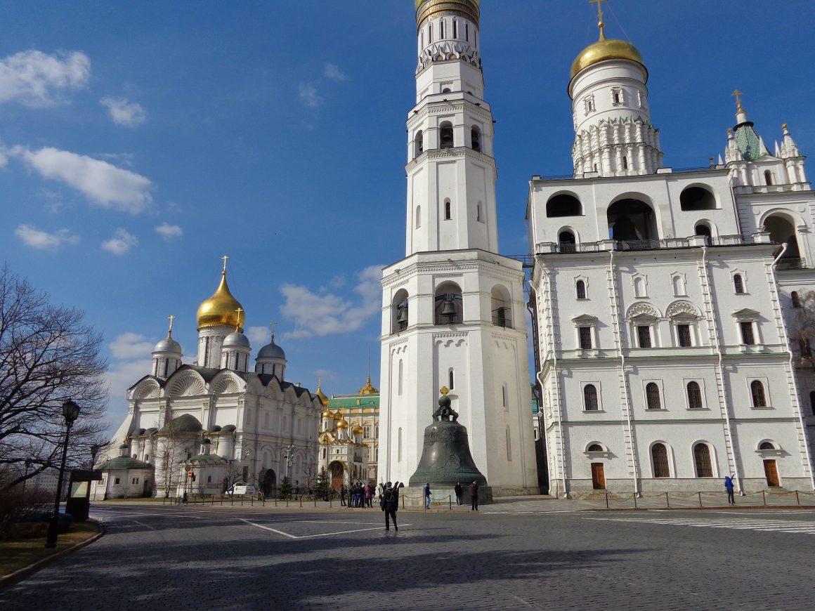 Kremlin Rusland Moskou
