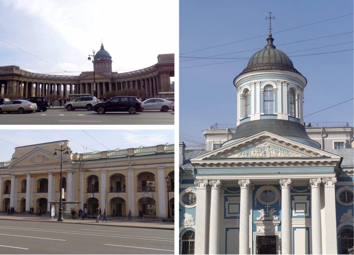 Nevski Prospekt Rusland