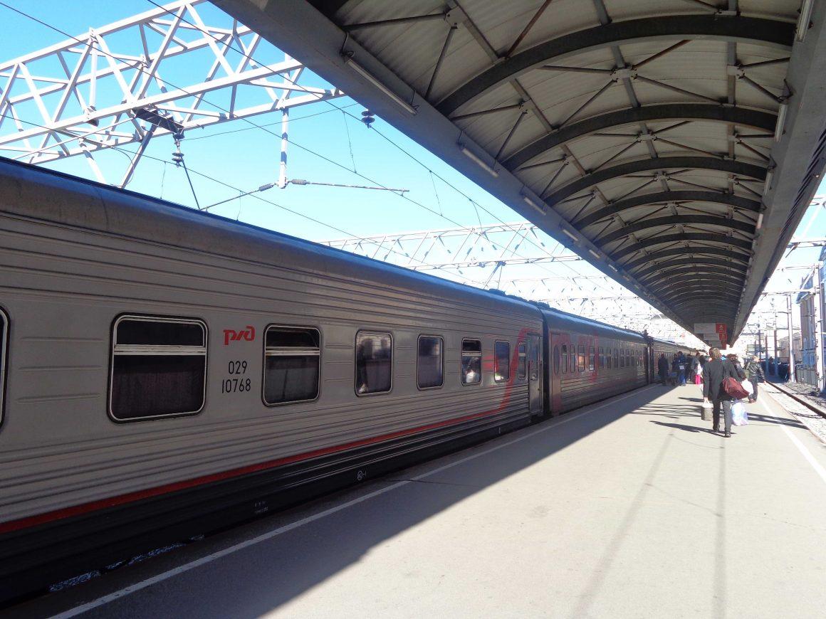 Rusland trein