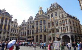 De twee kanten van Brussel