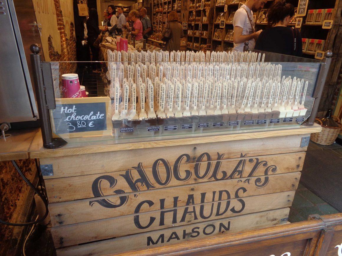 Chocolade Brussel