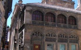 Granada, een mix van Spaanse en Moorse invloeden