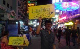 De chaos dat Bangkok heet