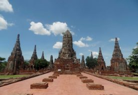 The lost times of Ayutthaya