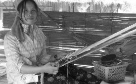 De Karen, een bergstam in Noord-Thailand