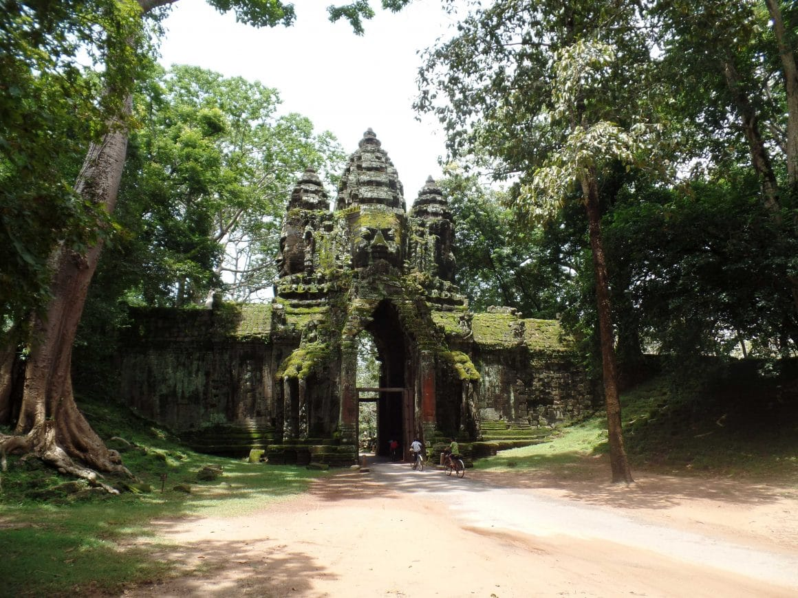 Angkor Thom cambodja