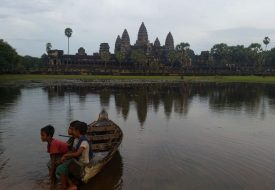 Cambodia: My tour around Angkor