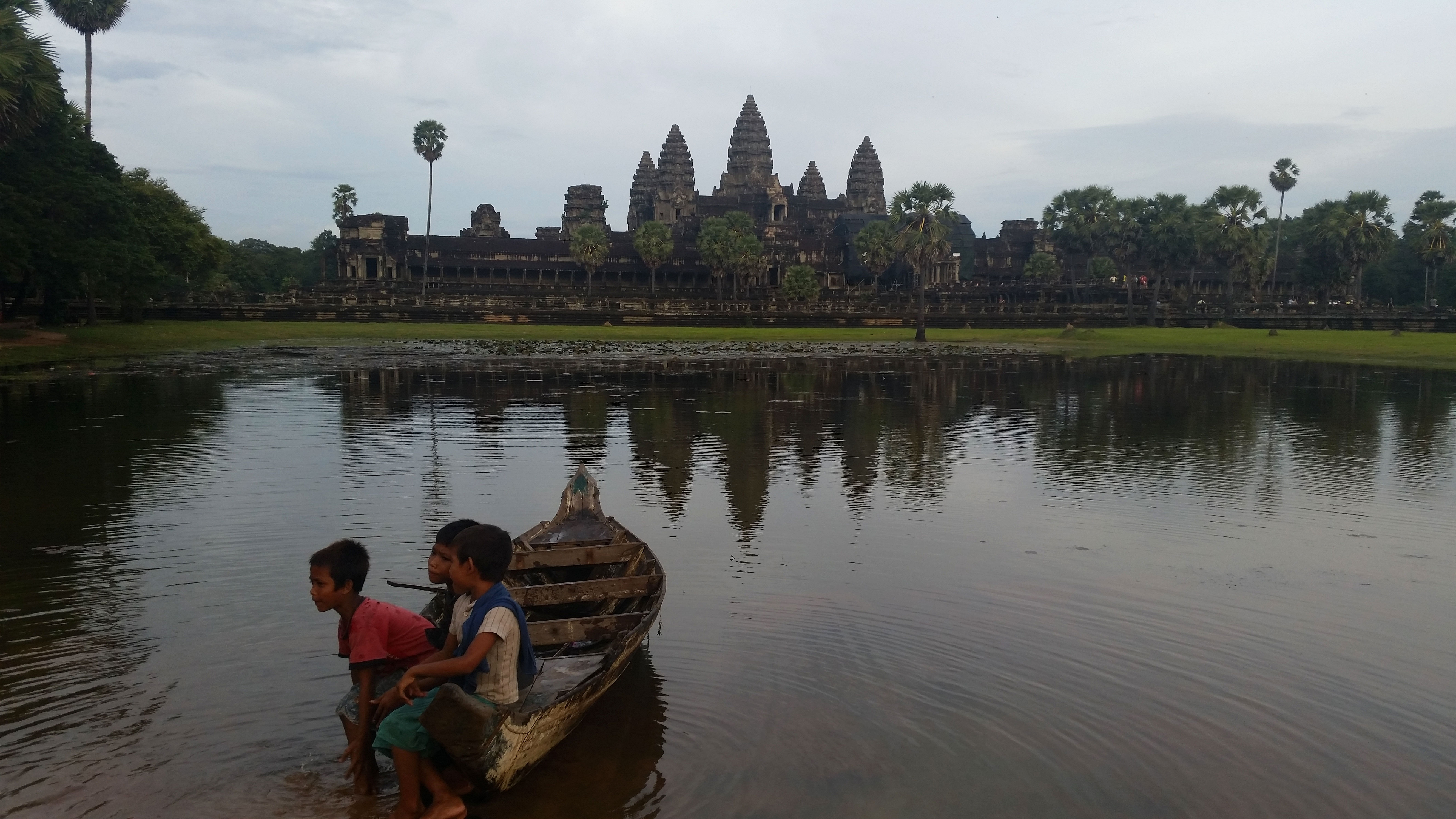 Cambodja angkor