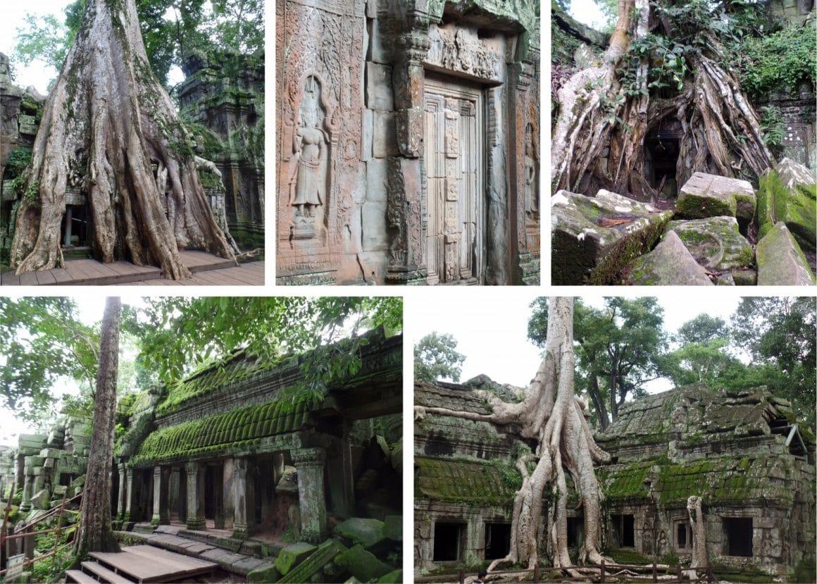 Ta Phrom cambodja