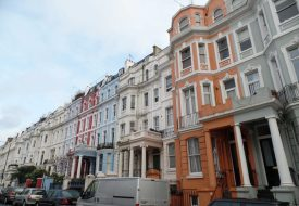 Notting Hill, the prettiest neighbourhood of London
