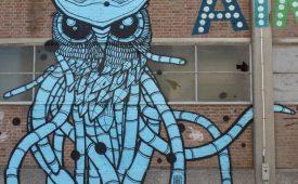 Verrassend Leuven: street art