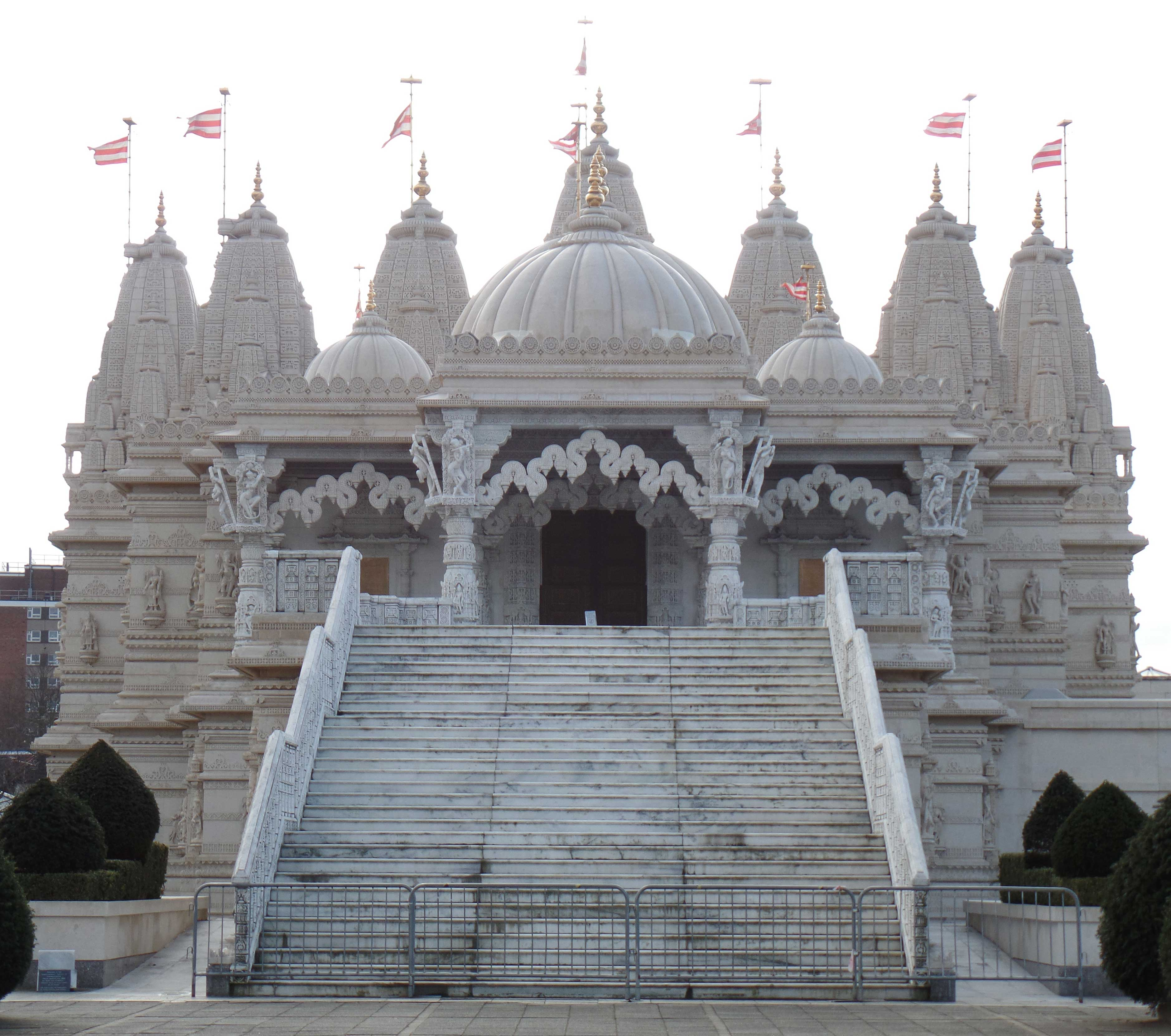 Temple London India