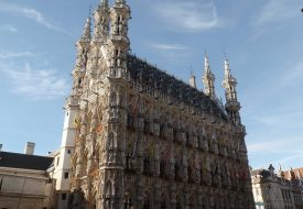 Leuven: beer, students… but what else?
