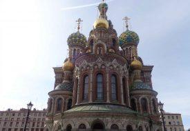 Travel Battle: Moskou vs. Sint-Petersburg