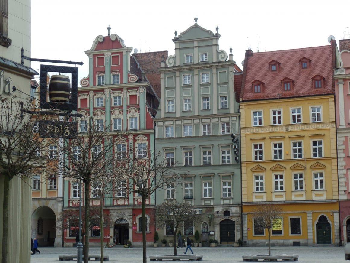 Wroclaw Polen