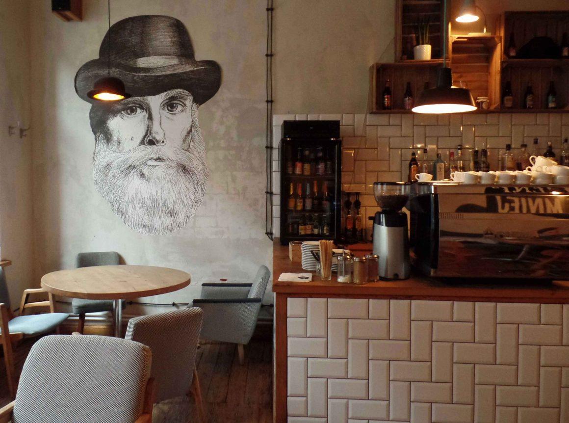 Poznan cafes Polen