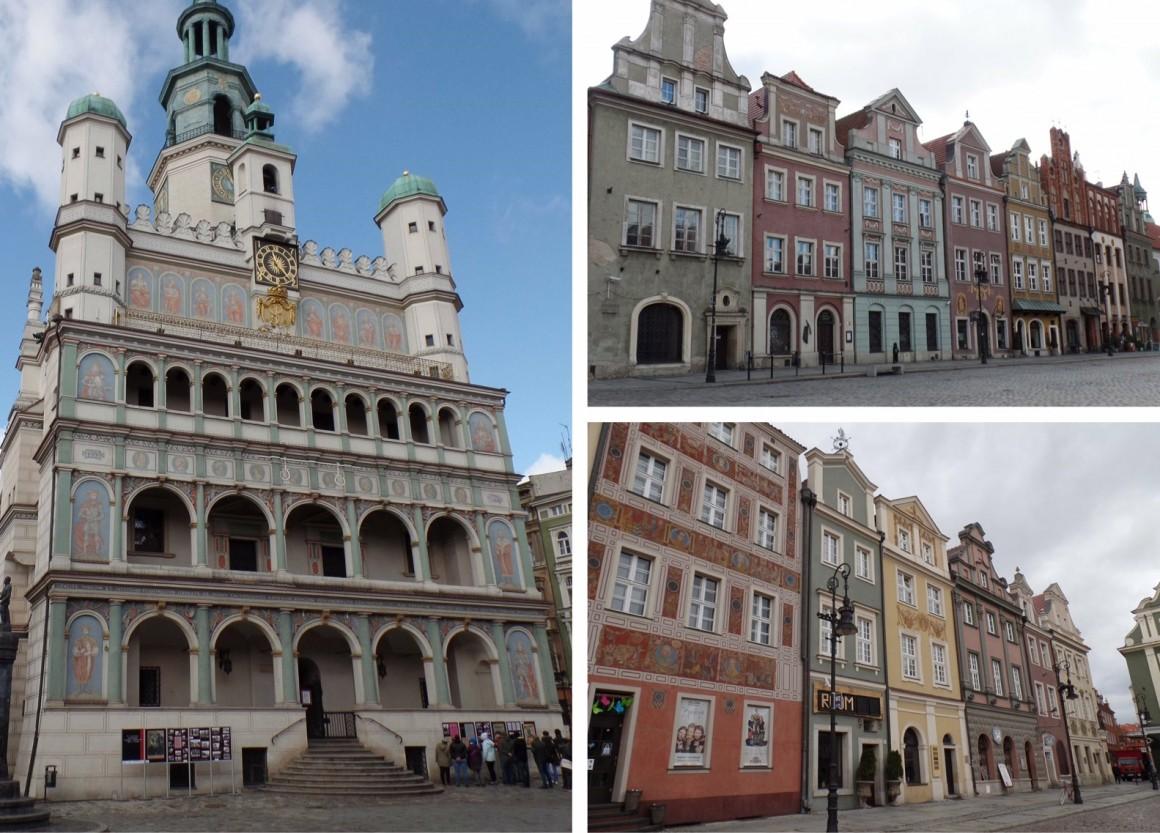 Stary Rynek Poznan Poland