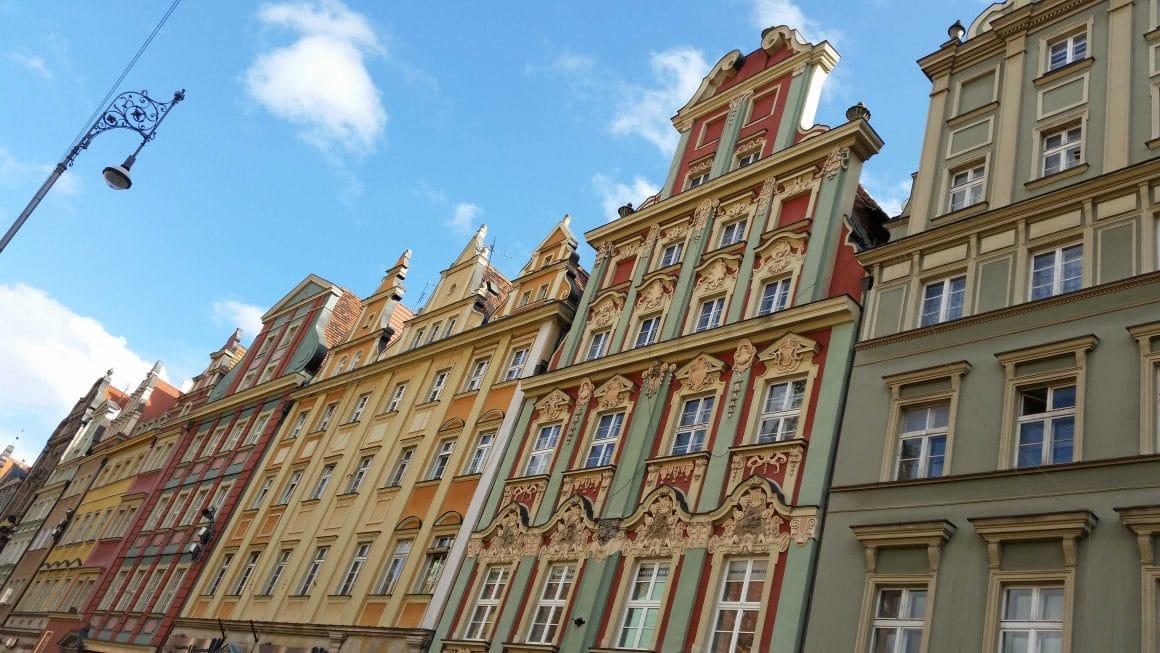 Wroclaw Stare Miasto detail