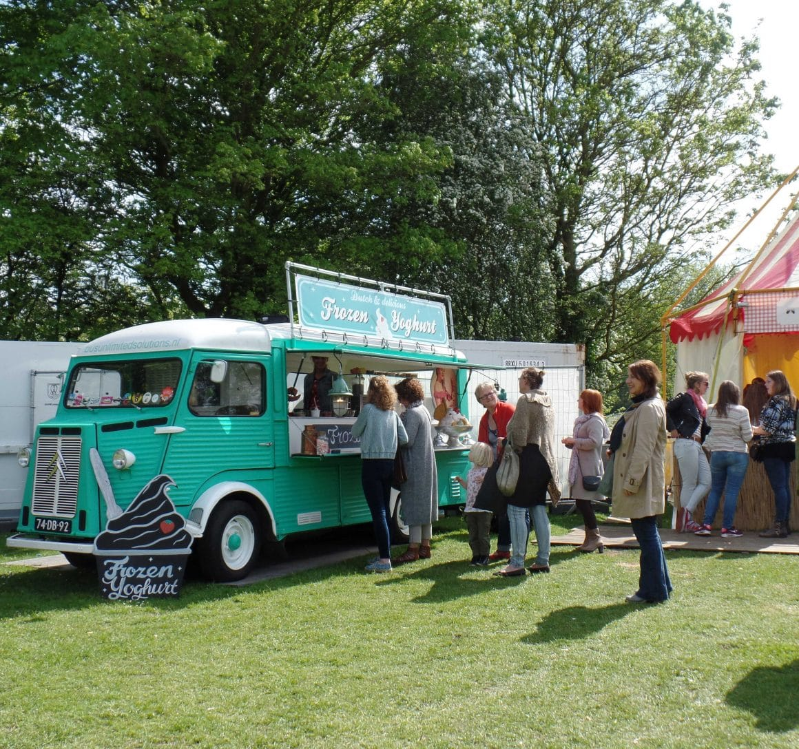 Blue Olive Food Truck