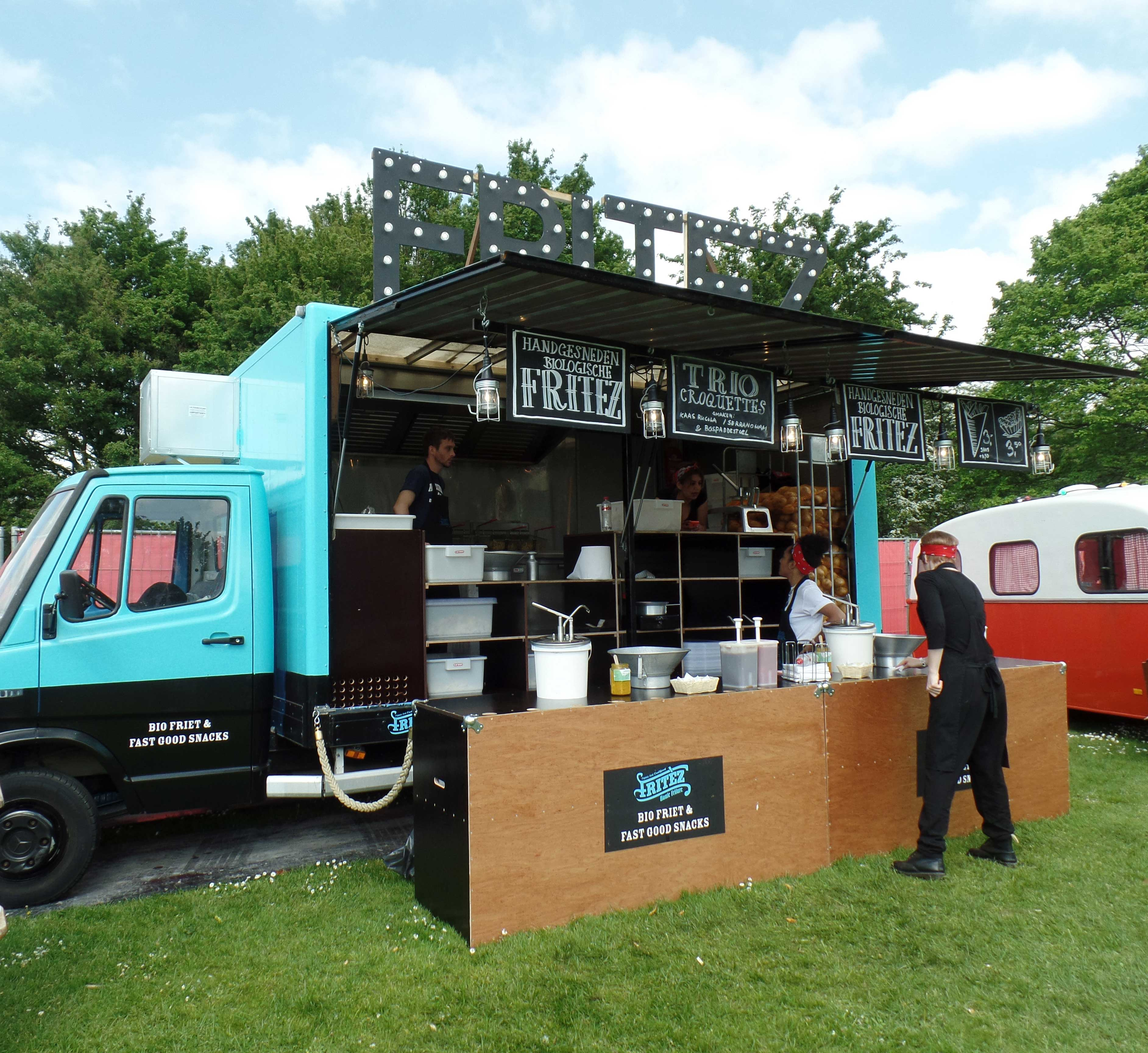 food truck festival trek in rotterdam. Black Bedroom Furniture Sets. Home Design Ideas