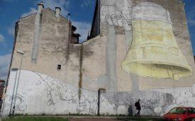 3x street art in Polen