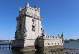 An afternoon in monumental Belém