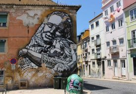 Must do in Lissabon: street art tour