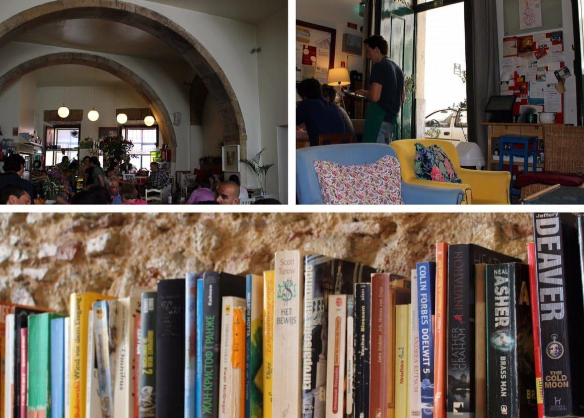 Lissabon Pois cafe