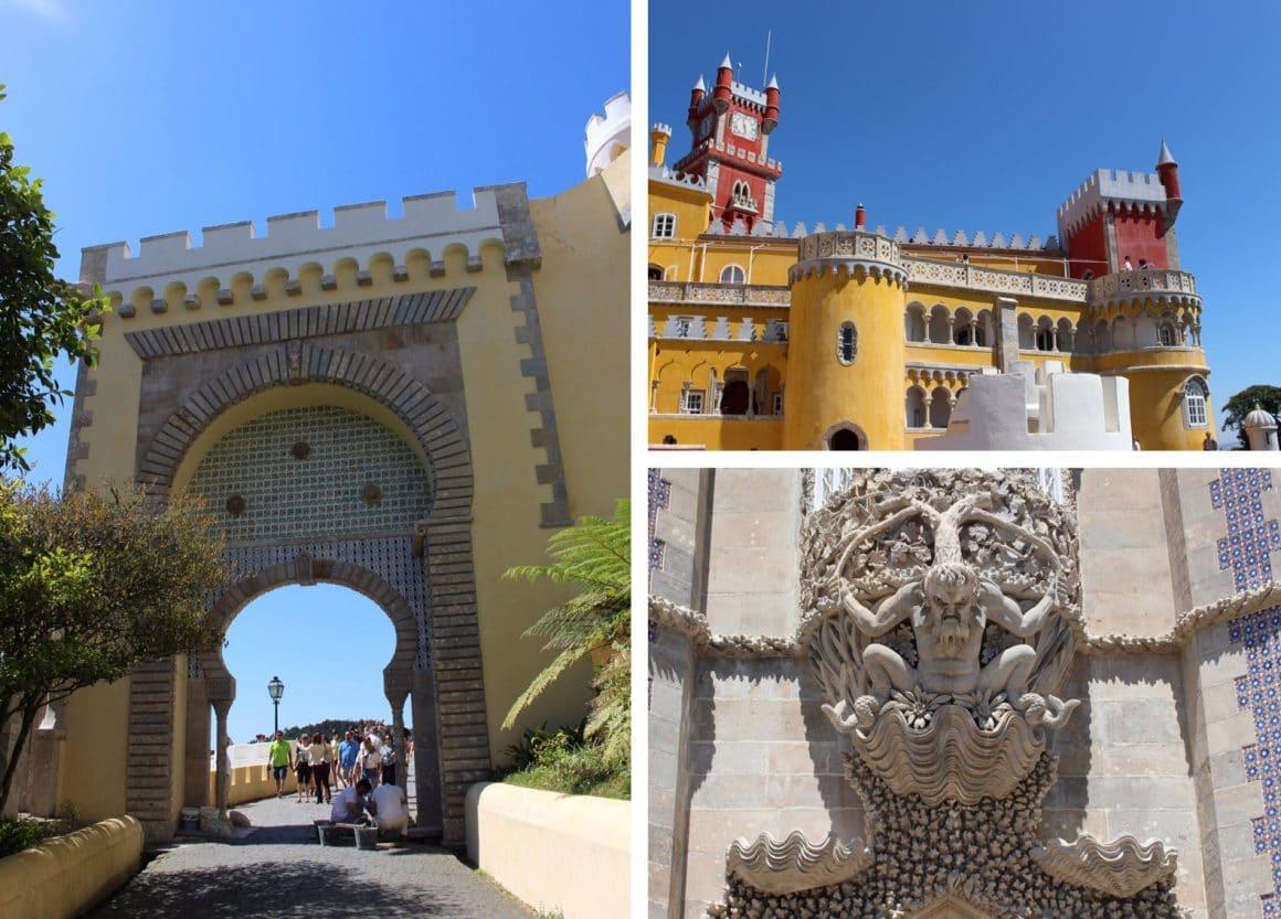Palacio de Pena Sintra