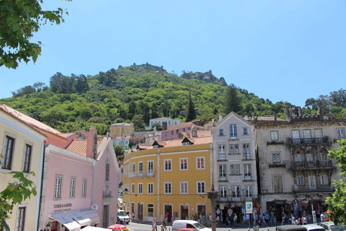 Sintra village Portugal