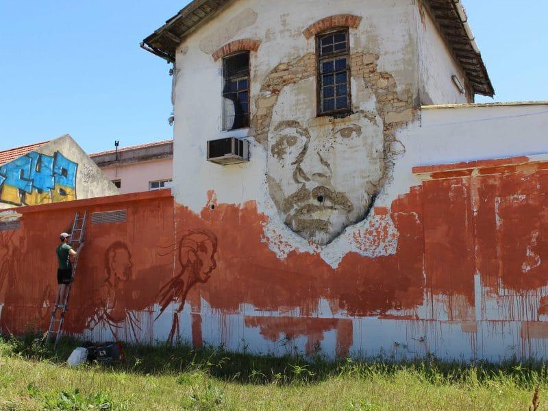 Wall Vhills Lisbon Alcantara