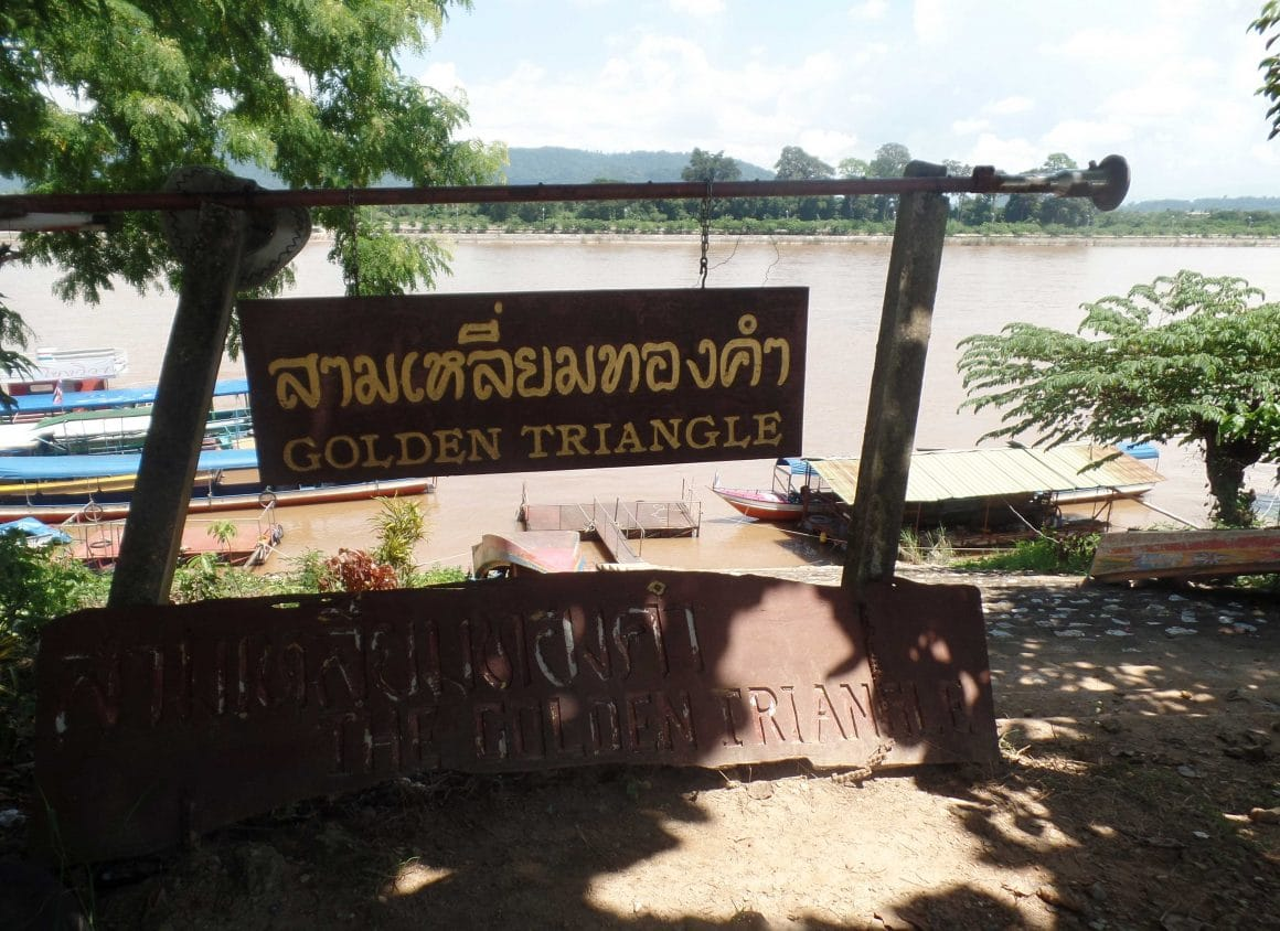 golden triangle thailand