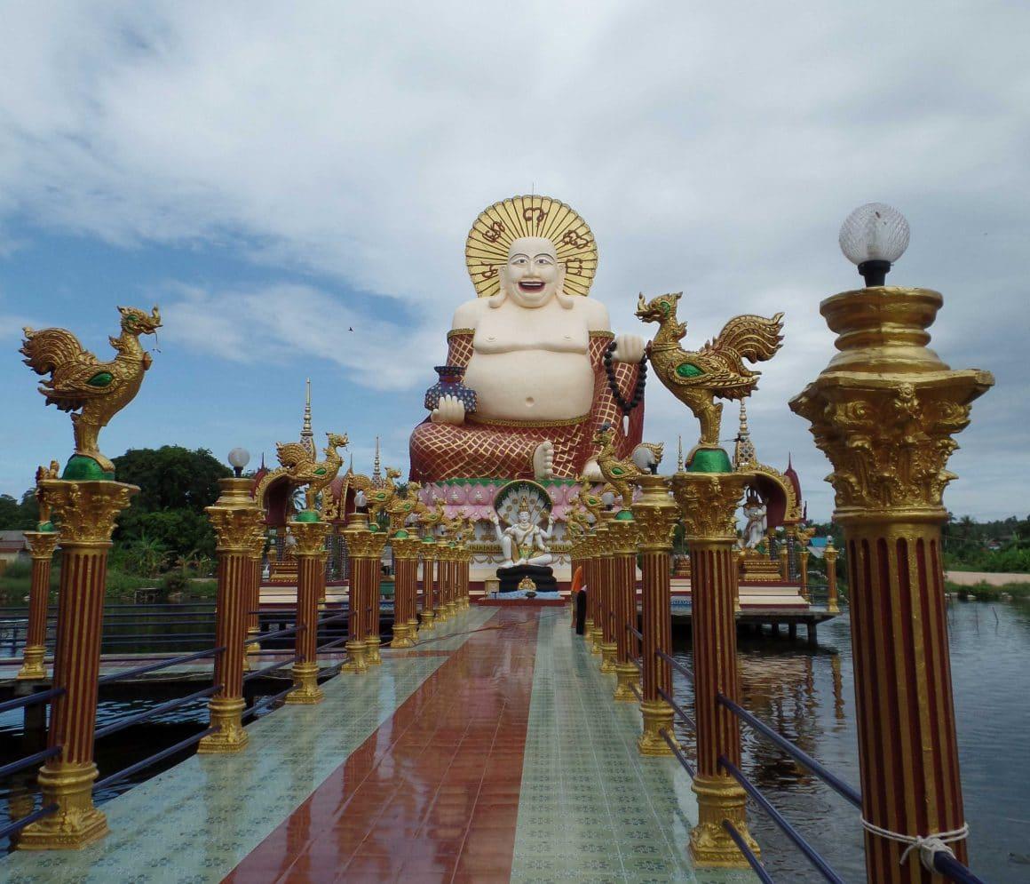 Koh Samui temples