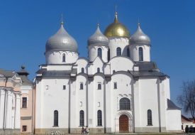 Visiting the oldest city of Russia: Veliky Novgorod