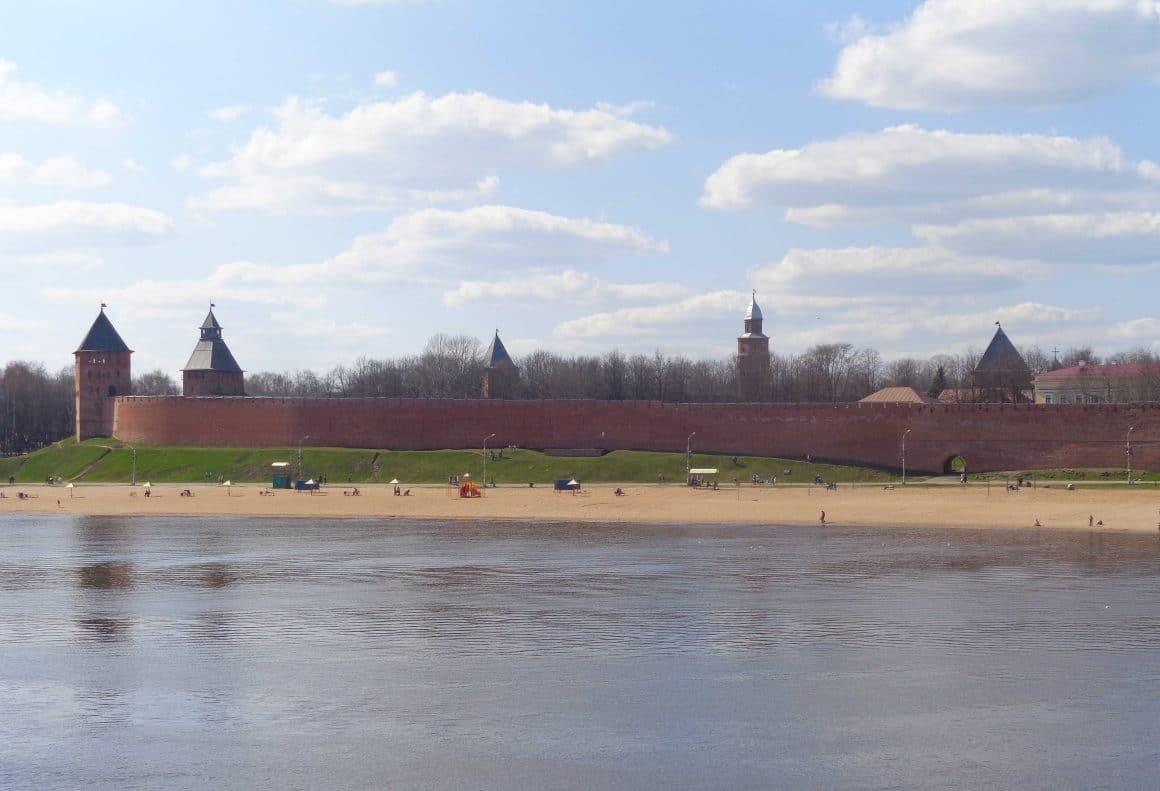 Novgorod beach