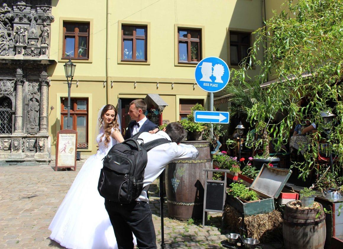 Lviv Oekraine bruiden