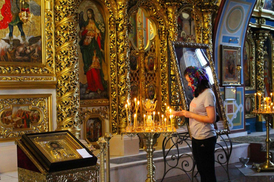 kiev oekraine kerk