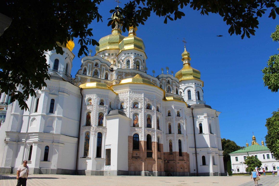 kiev pechersk oekraine kerk