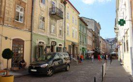 Horen, zien en proeven in Lviv