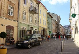 Discover Lviv with your senses