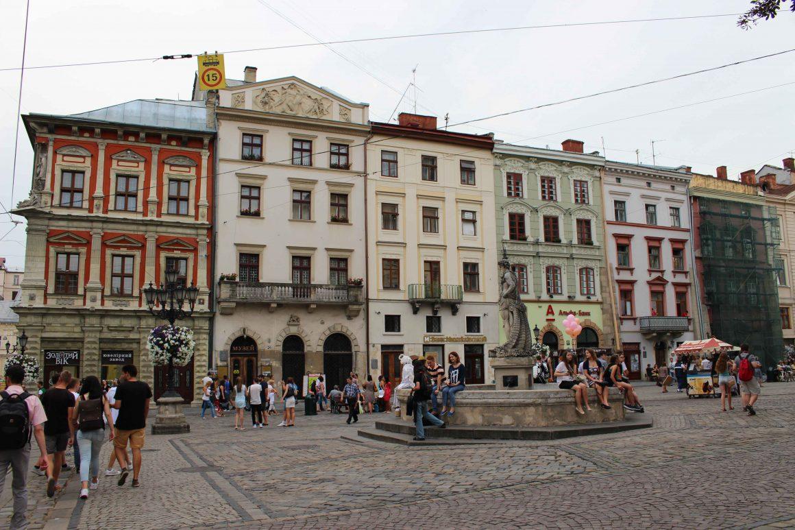 Oekraine lviv
