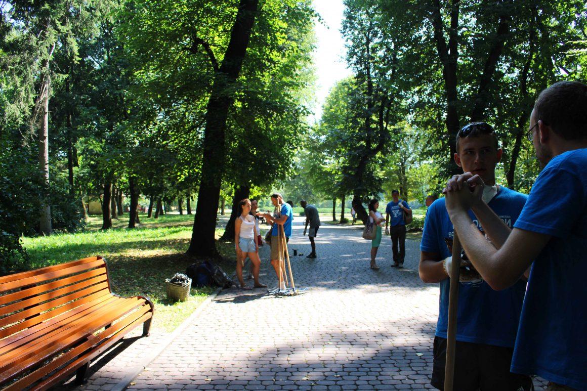 oekraine park lviv