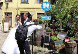 In pictures: the saturday brides of Ukraine