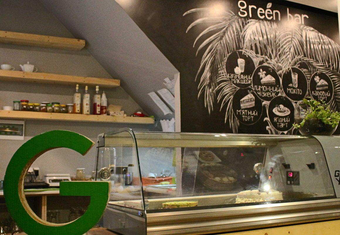 green lviv restaurant