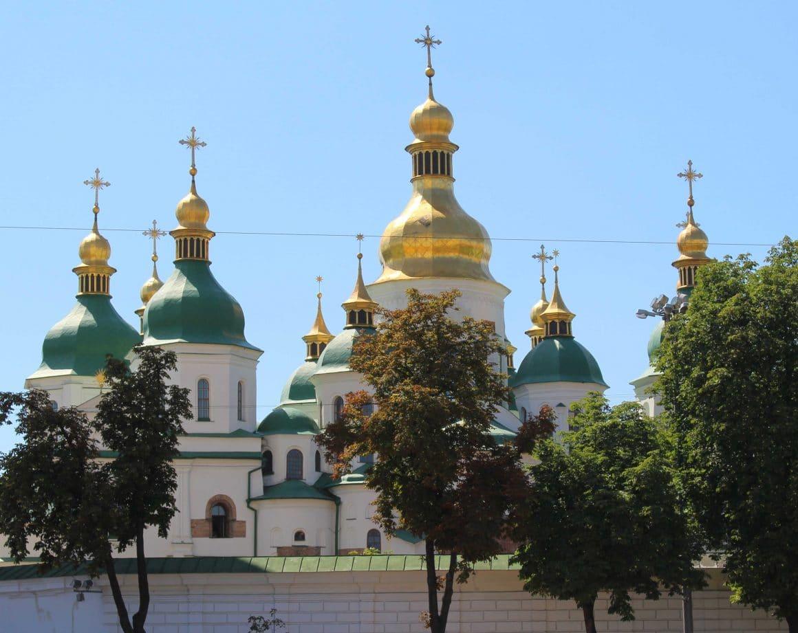 Kiev Sint Sophia kathedraal