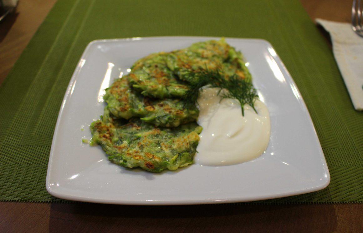 Lviv green restaurant