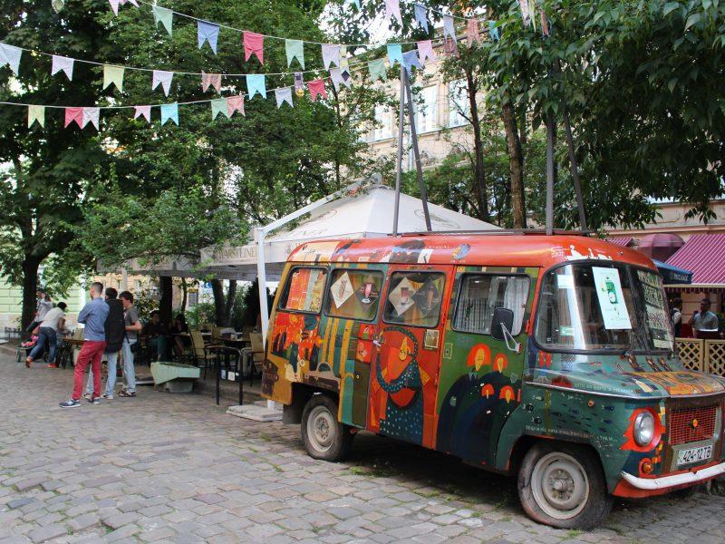 Lviv hotspots Ukraine
